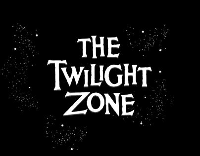 Twilight Zone Kinetic Typography Project