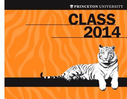 Princeton University Design Collateral