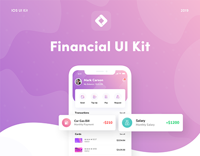 Vault Financial UI Kit