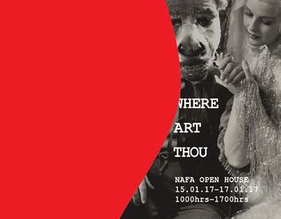 NAFA Open House 2017-Poster Series