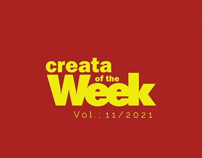 Creata Of The Week - Macsy Food