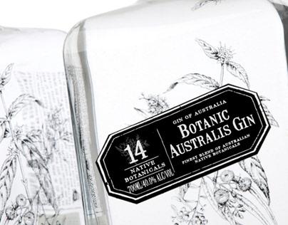 Mt Uncle Botanic Australis Gin
