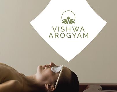 Website Design - Vishwa Arogyam