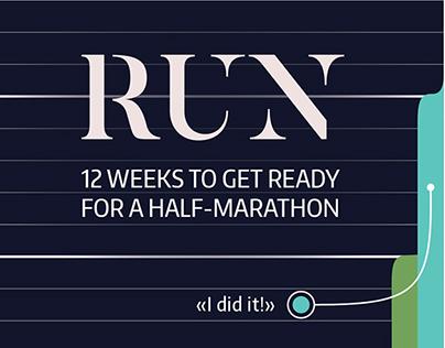 Infographic - Half Marathon