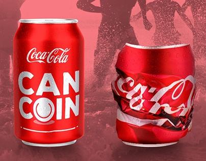 Coca Cola: Can Coin