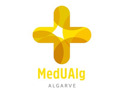 Logotipo Medicina na UAlg