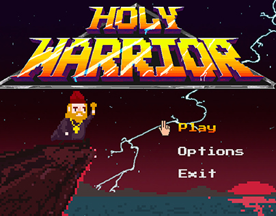 Holy warrior