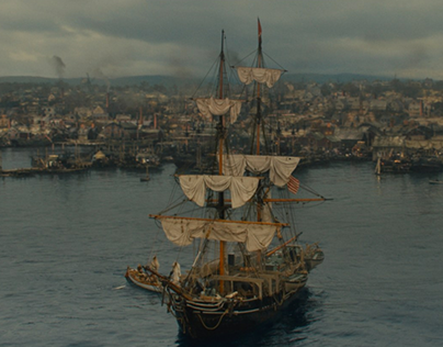 In the Heart of the Sea - VFX Breakdown