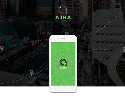 AJRA Taxi App (Copyright)