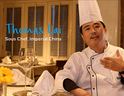 Launch Campaign for Hilton Imperial China
