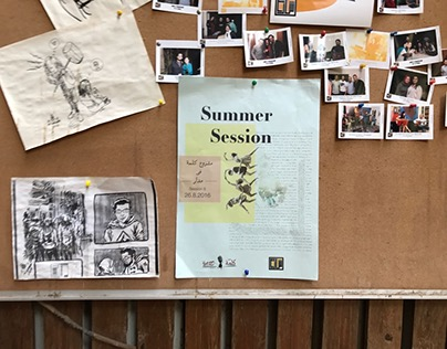TWP's Summer Session Poster