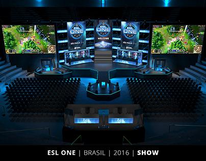 ESL STUDIO & STAGES | BRASIL 2016