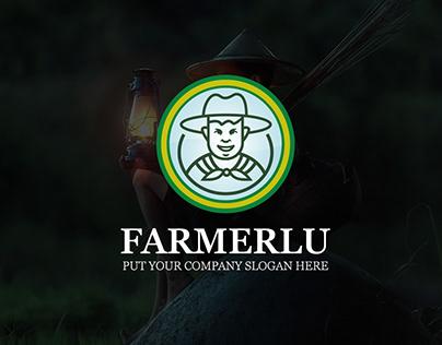 Farmer logo | farm logo | agriculture