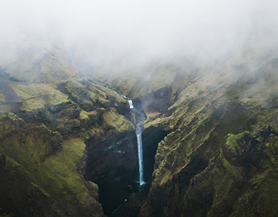 LAND BELOW THE CLOUDS – Iceland