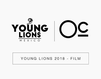 Young Lions México 2018 - FILM