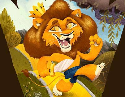 Coward Lion