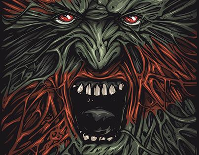 """A Nightmare On Elm Street"" Poster"