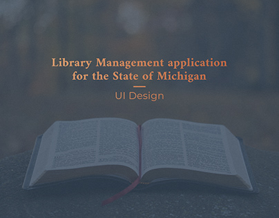 Library Management application