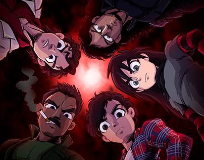 LOS PANAS - Parodia de: The Boys