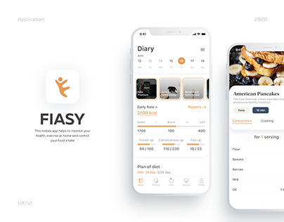 FIASY — healthcare mobile app
