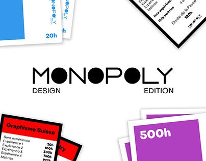 Monopoly Design Edition