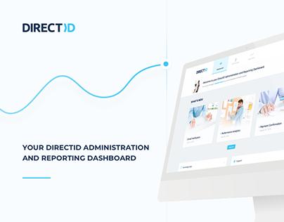 DirectID Web App
