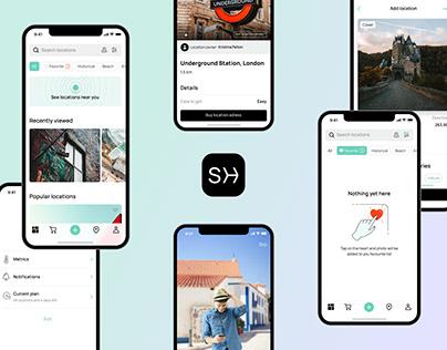Spot Hunter App