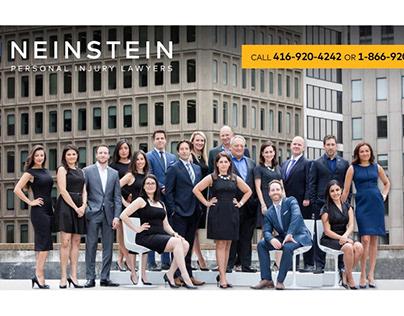 Neinstein Personal Injury Lawyers Toronto