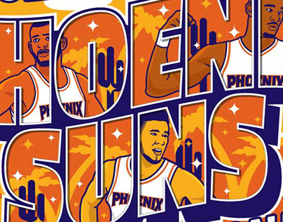 Phoenix Suns - Rally The Valley 2021 Series