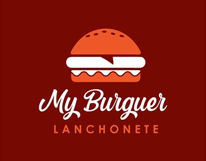 Logotipo - My Burguer