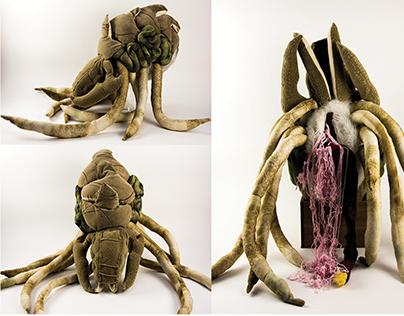 Plush Monster Series