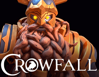 """The Sentinel of the Sun - for MMORPG """"Crowfall"""""""