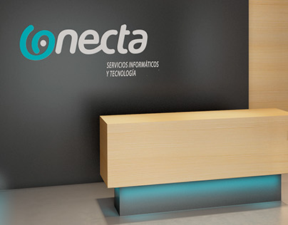 Computer store concept