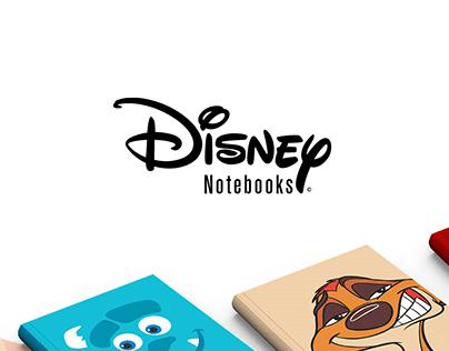 Disney Notebooks