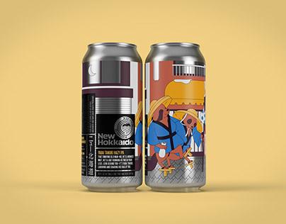 New Hokkaido Beer