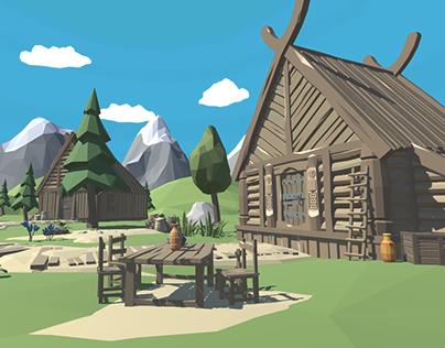 Village VR Project