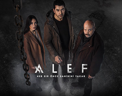Alef | Motion Poster (in co-operation with 70X100)