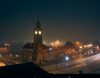 Hamburg - Moving the Night