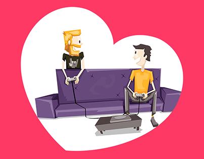 Dia dos Namorados - Walmart.com