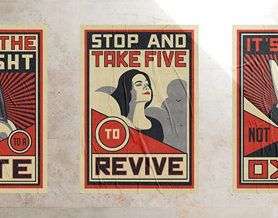 Positive Propaganda - Poster Series