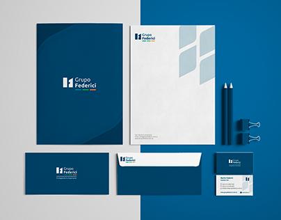 Federici Group Branding & Design