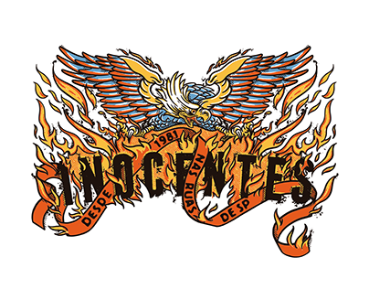 INOCENTES - UK & FINLAND TOUR MERCH