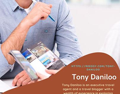Tony Daniloo An Executive Travel Agent