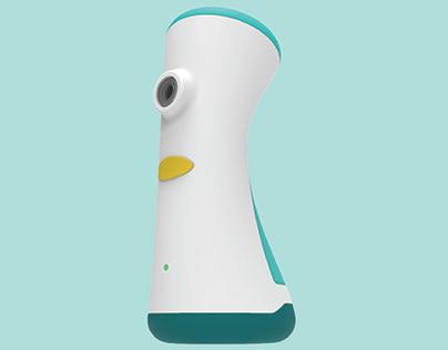 Mobo - Portable Nebulizer