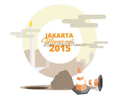 Jakarta Monorail 2015