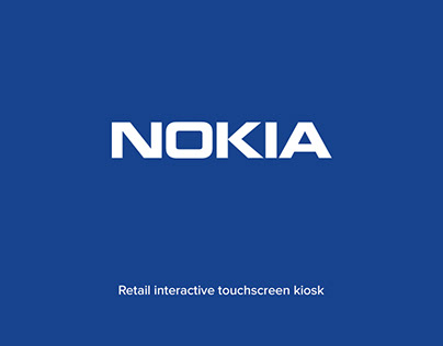 Nokia Mobile Finder Retail Touchscreen