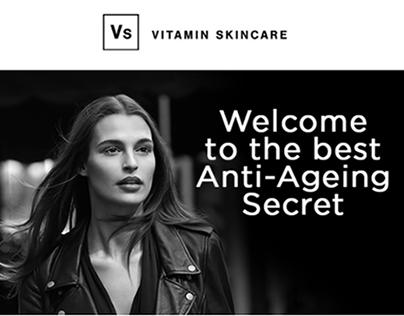 Vitamin Skincare Digital Marketing