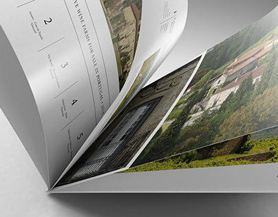 Wine Farm Brochure