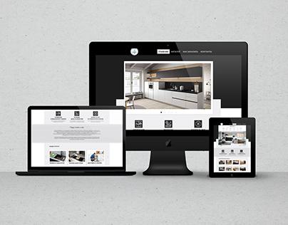 Разработка сайта для мебельной компании