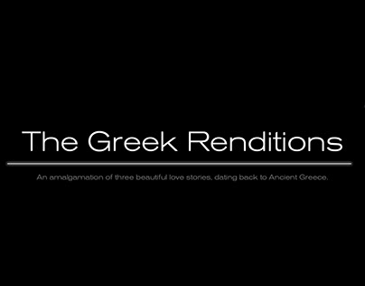 The Greek Renditions